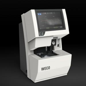 WECO C.6 Zentriergerät