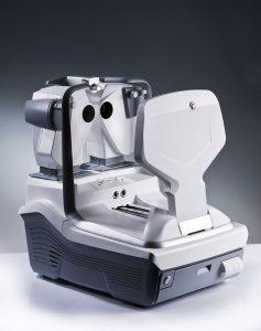 Visionix VX160 Eye Refract (hinten)