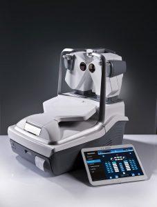 Visionix VX160 Eye Refract mit Tablet