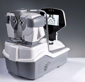 Visionix VX160 EyeRefract (vorne)