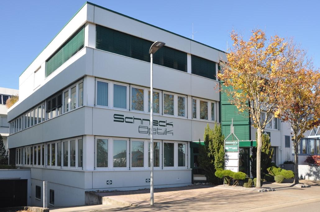 Schneck-Optik Frimengebäude