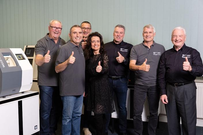 Schneck Optik Team