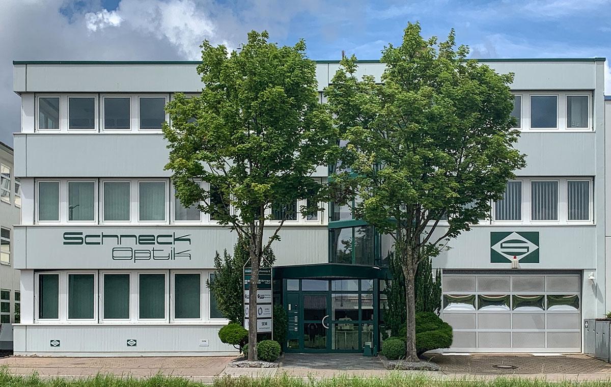 Schneck-Optik in Leinfelden-Echterdingen