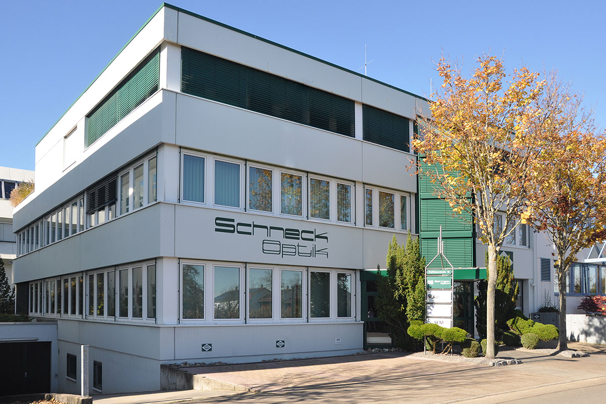 Schneck-Optik in Leinfelden-Echterdingen